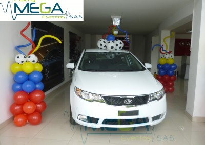 party mega eventos decoracion
